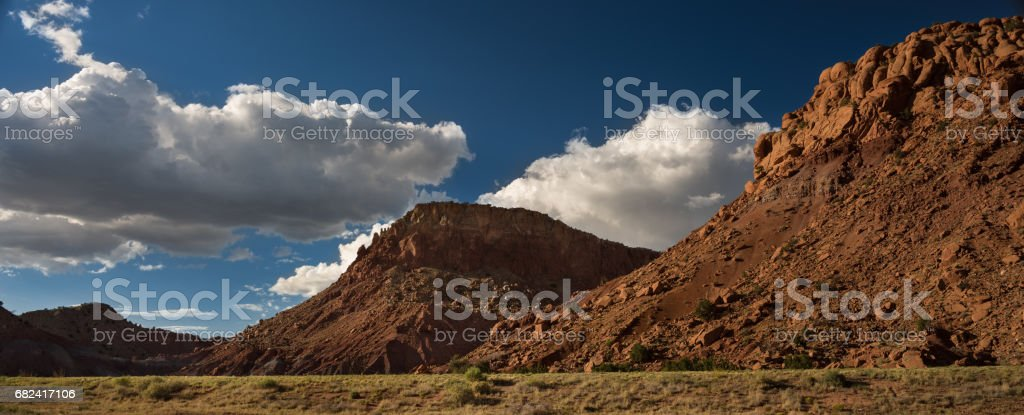 New Mexico Landscape photo libre de droits