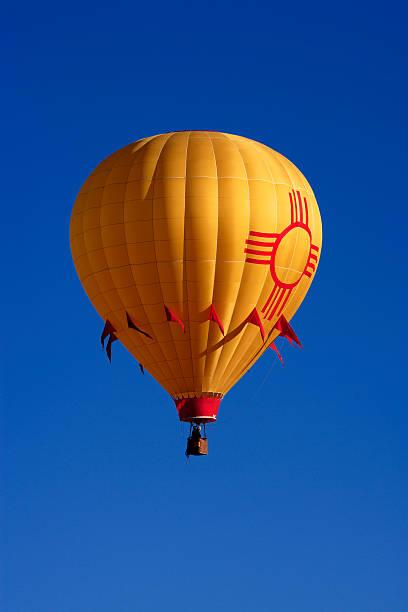 New Mexico State Flag Balloon