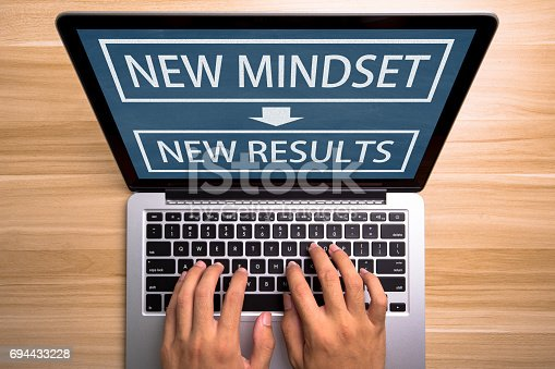 istock New Mindset and New Results On The Laptop Screen 694433228