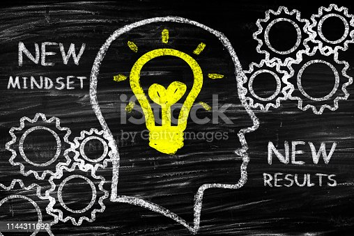 istock New Mindset New Results 1144311692