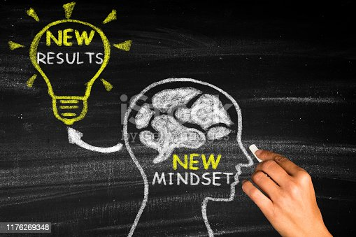 istock New Mindset New Results 1176269348