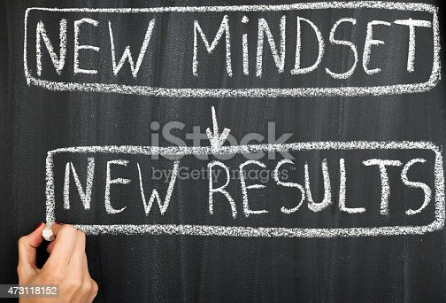 istock New Mindset New Results 473118152