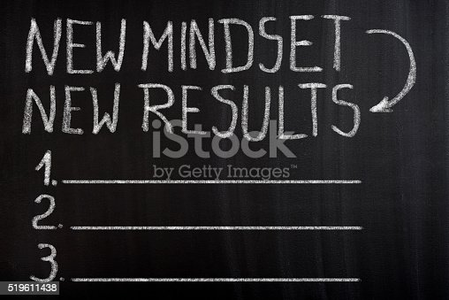 istock New Mindset New Results 519611438