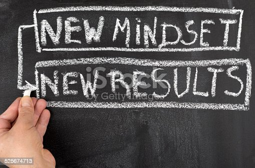 istock New Mindset New Results 525674713