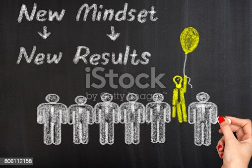 istock New Mindset New Results 806112158