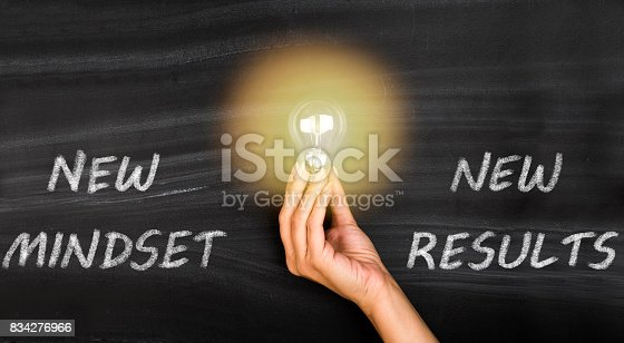 istock New Mindset New Results 834276966