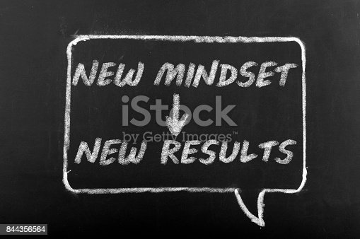 istock New mindset new results 844356564