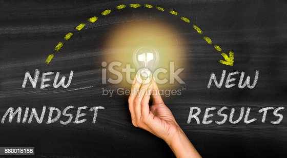 istock New Mindset New Results 860018188