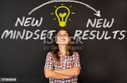 istock New Mindset New Results 873849546