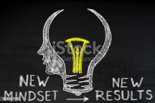 istock New mindset New results 928957100