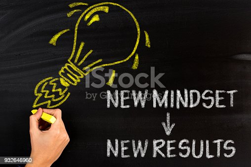istock New Mindset New Results 932646960