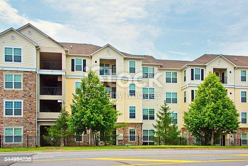 istock New Modern Apartments 544984238
