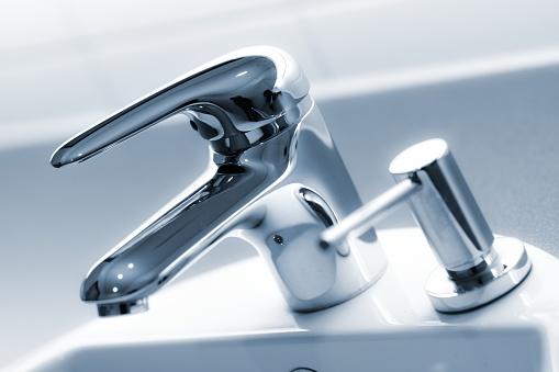 new modern faucet