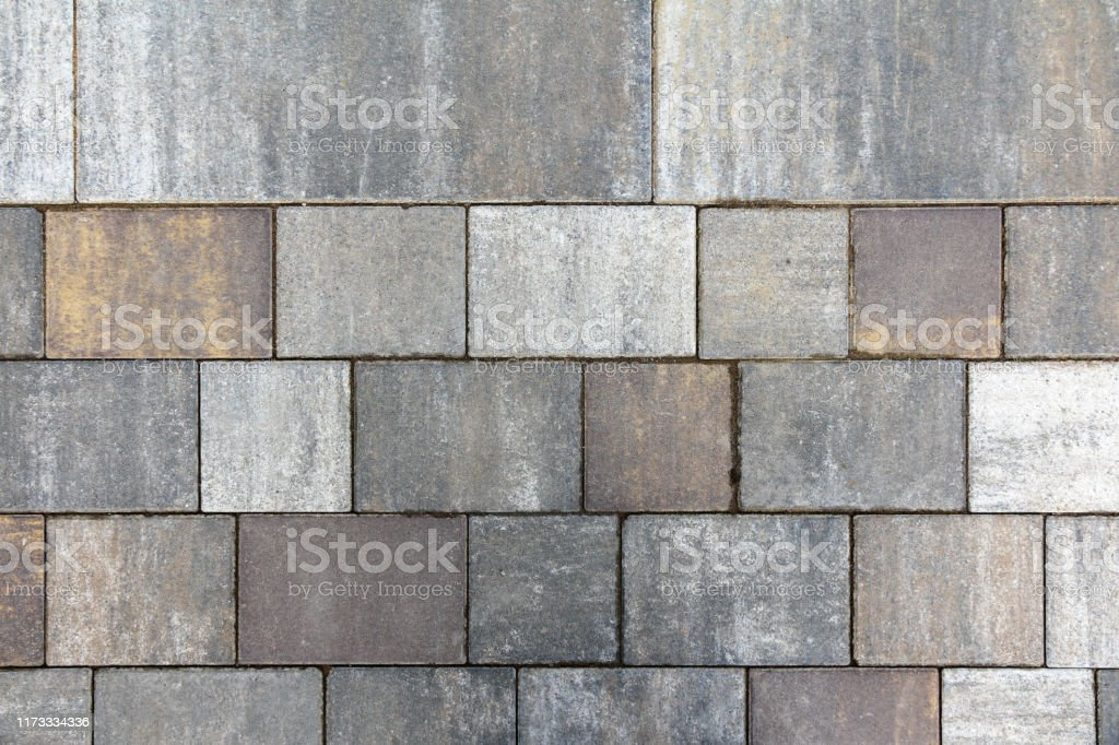 New Modern Granite Tiles On The Footpath Texture And Backdrop For Text And Design Stock Photo Download Image Now Istock