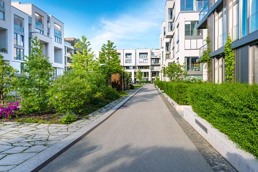 new modern houses