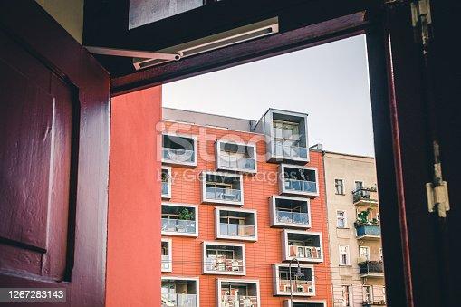 istock new modern residential architecture in Berlin Prenzlauer Berg 1267283143