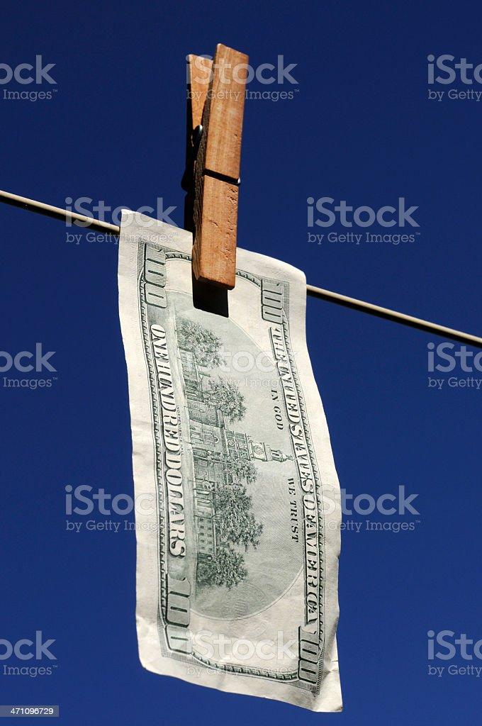 New money royalty-free stock photo