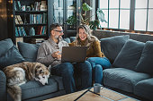 istock New normal way to hang with friends 1281473912