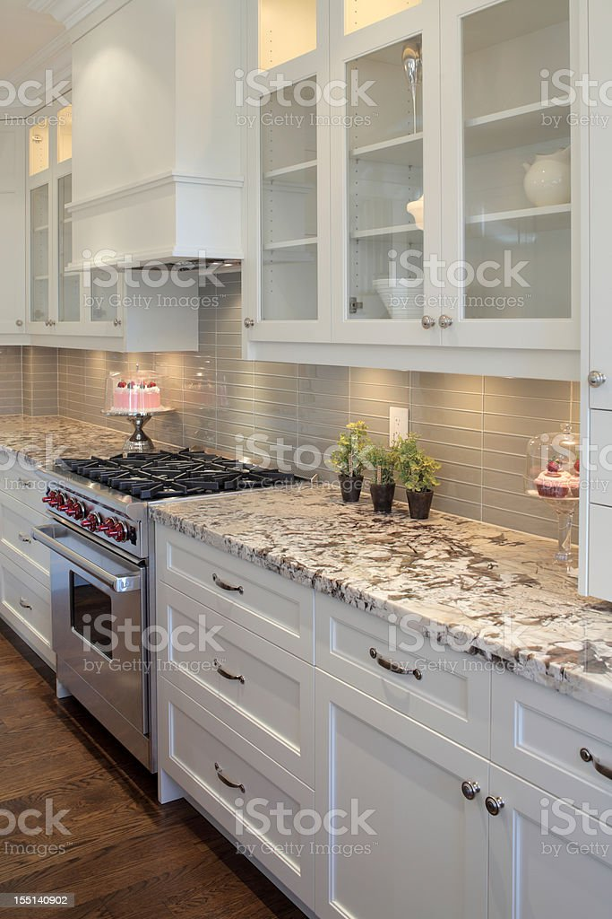 New North American Home stock photo