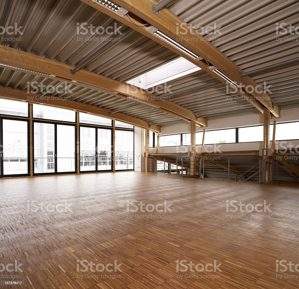 New office space stock photo