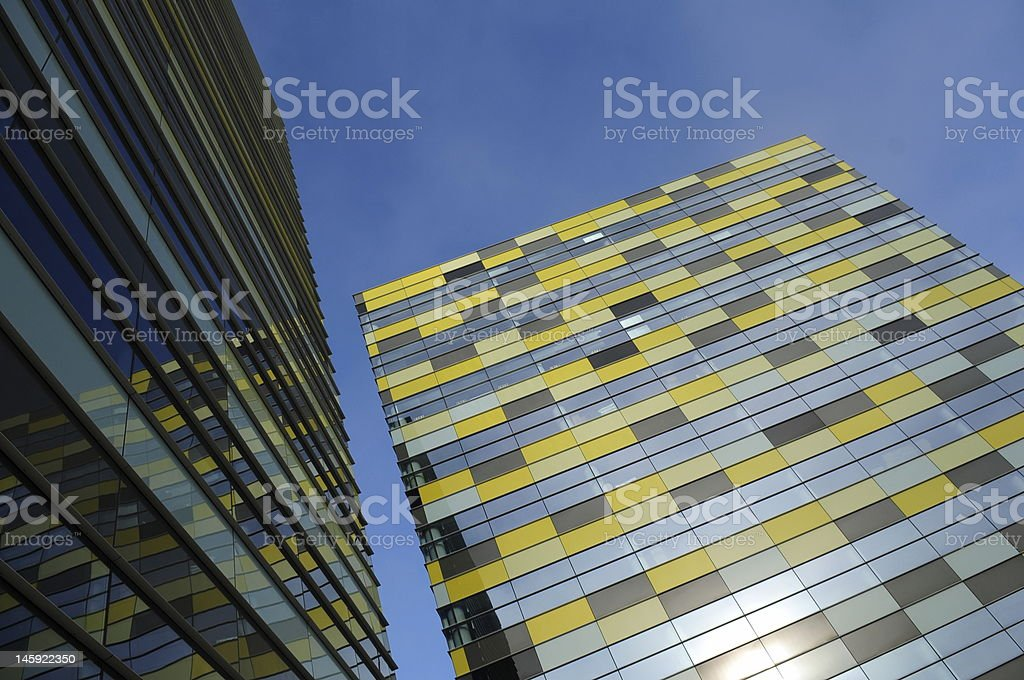 new office with sun light royalty-free stock photo