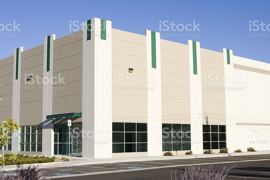 New Office/Storefront royalty-free stock photo