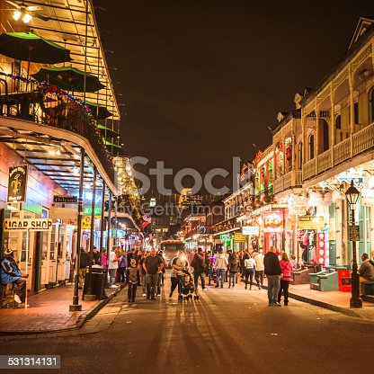 889246424 istock photo new orleans french quartier for christmas 531314131