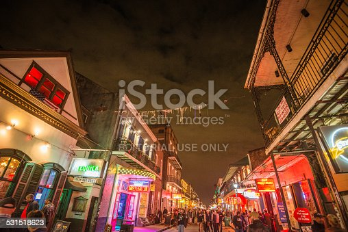 889246424 istock photo new orleans french quartier for christmas 531518623