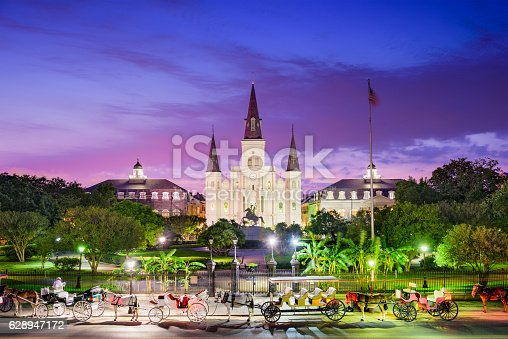 564604962 istock photo New Orleans Louisiana 628947172