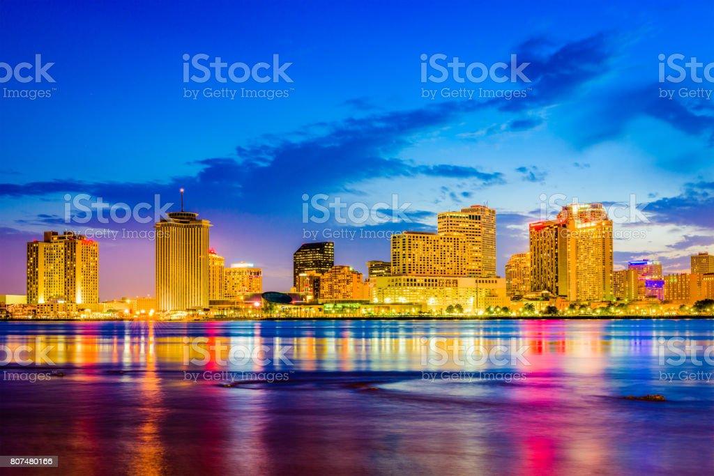 New Orleans, Louisiana, USA stock photo