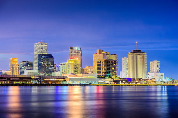 new orleans, louisiana, usa - gulf coast states stock pictures, royalty-free photos & images