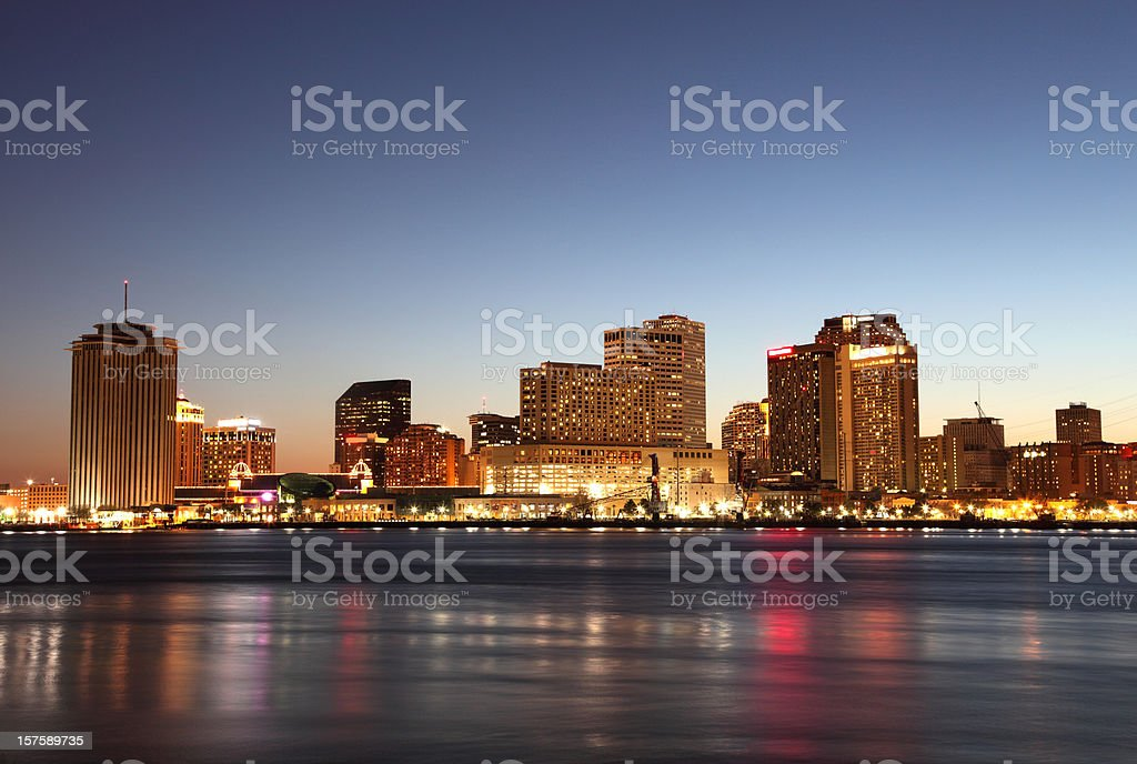 New Orleans royalty-free stock photo
