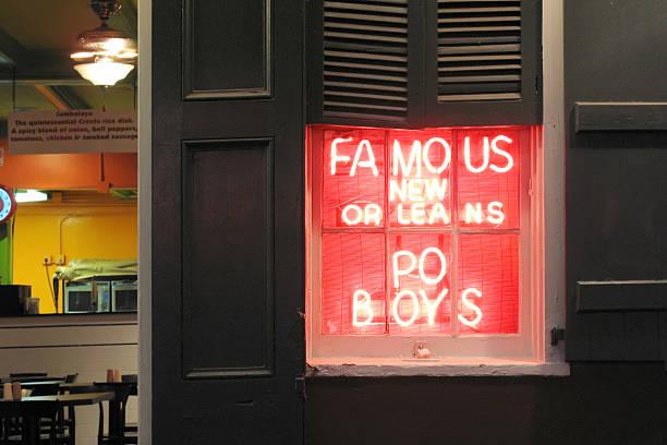 New Orleans Po Boys