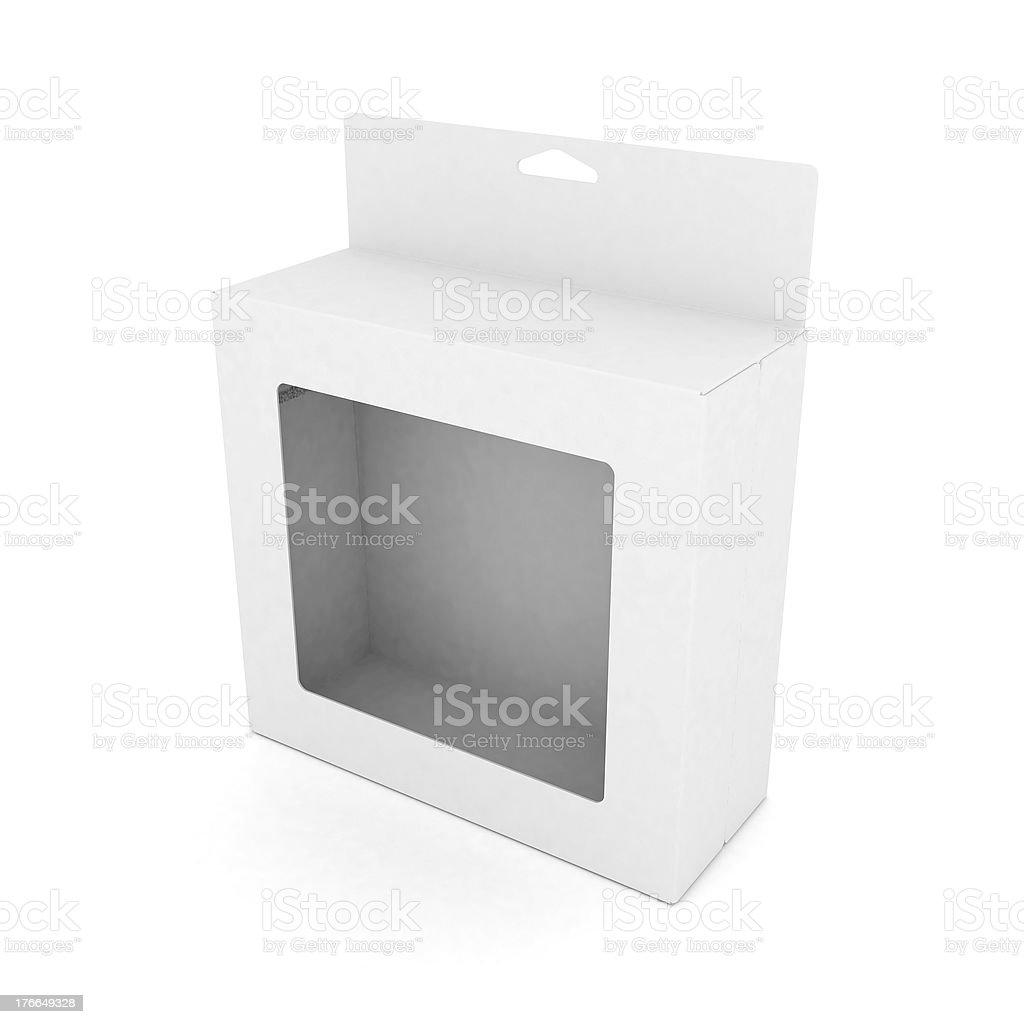 Nuevo envase foto de stock libre de derechos