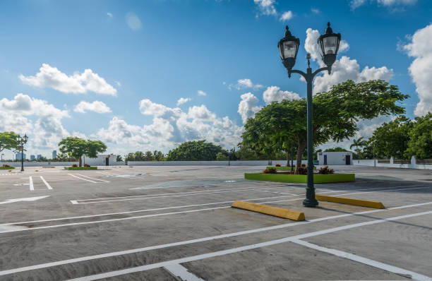 Neue Parkplatz – Foto
