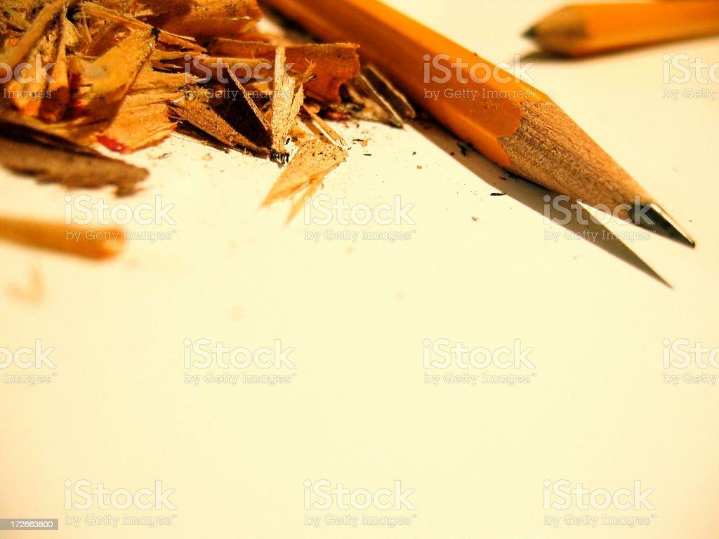 New Pencil royalty-free stock photo