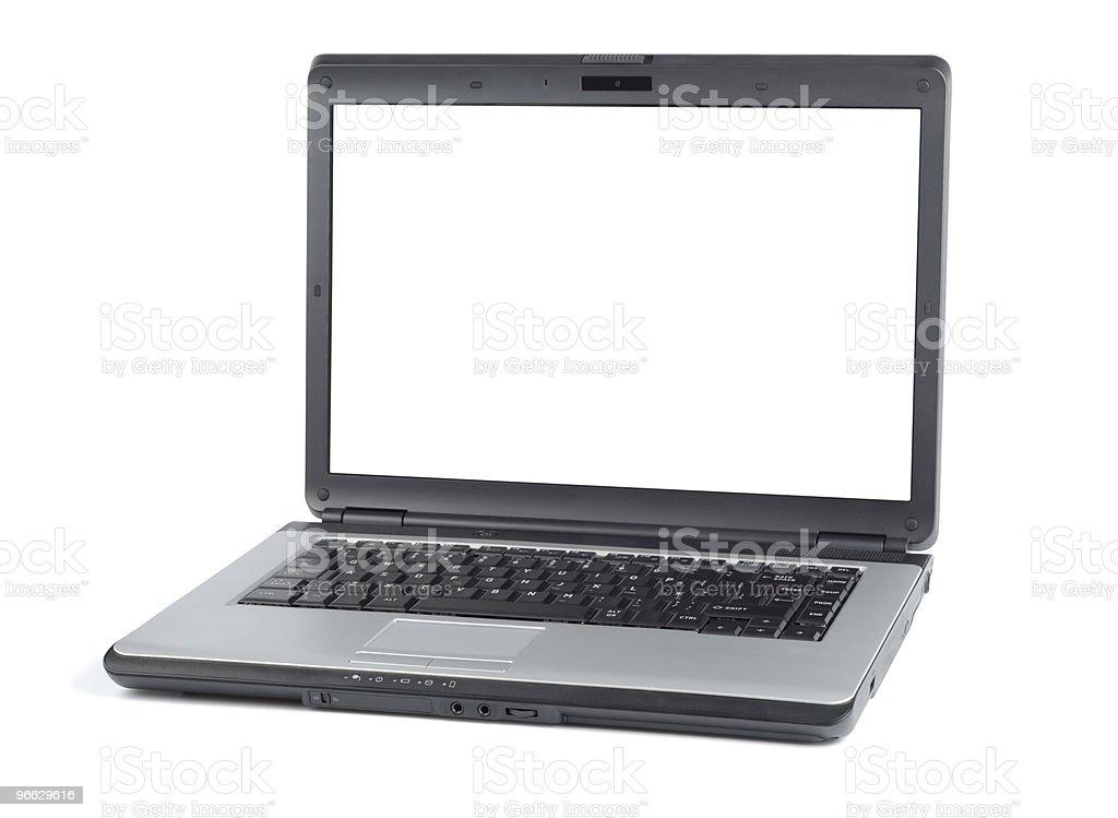 New Portable PC royalty-free stock photo
