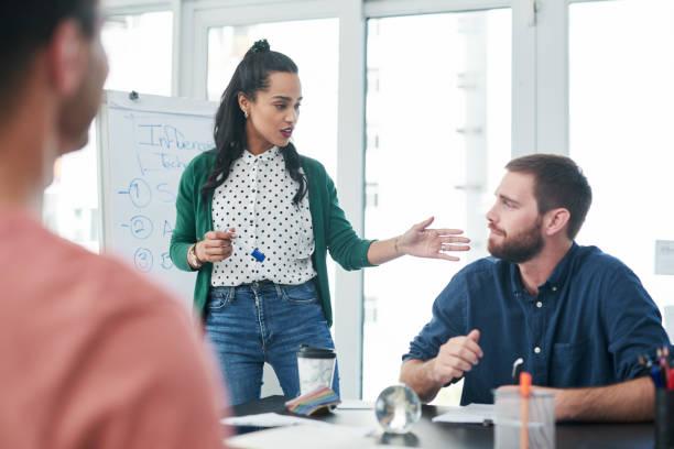formation professionnelle en salle de réunion
