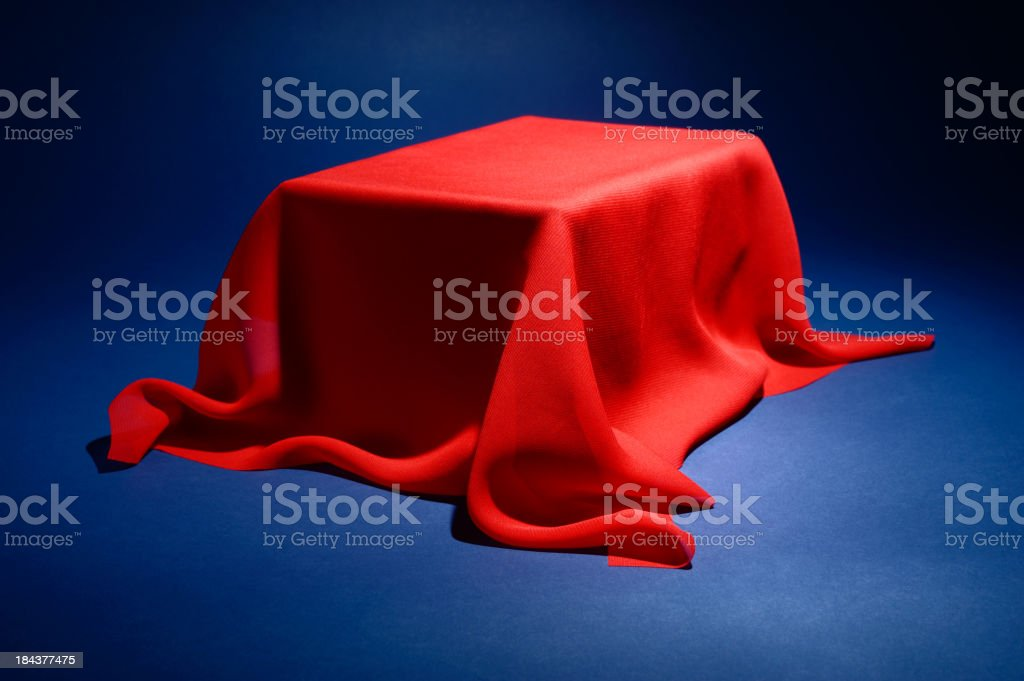 New product presentation stock photo