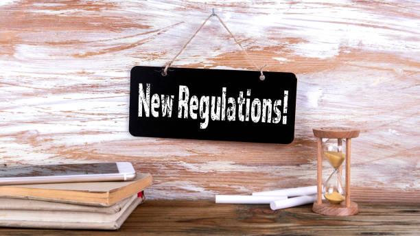 Neue Verordnungen – Foto