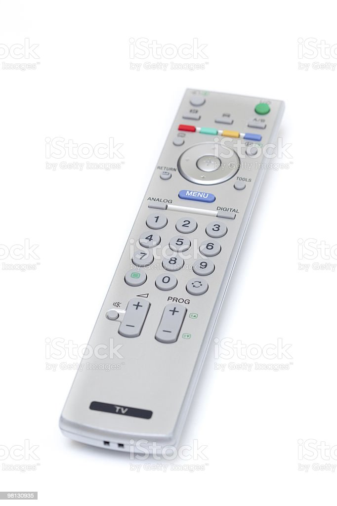 New remote control royalty-free stock photo
