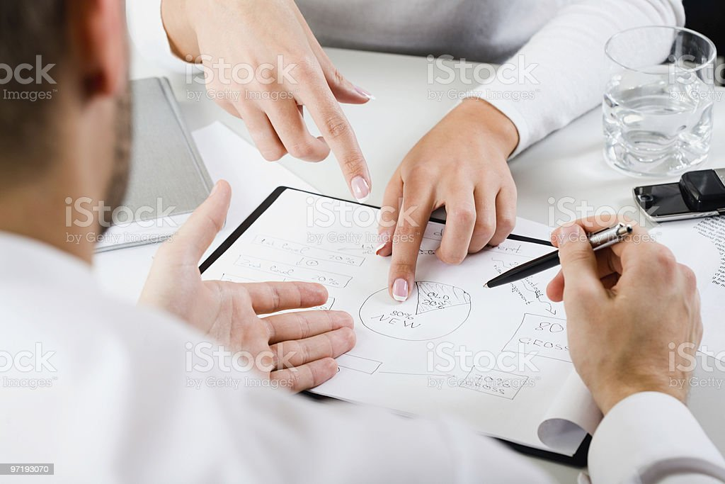 New resources  Arranging Stock Photo