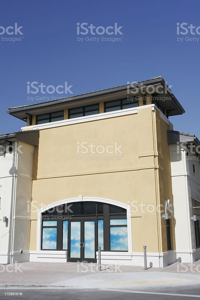 New Retail Stores royalty-free stock photo