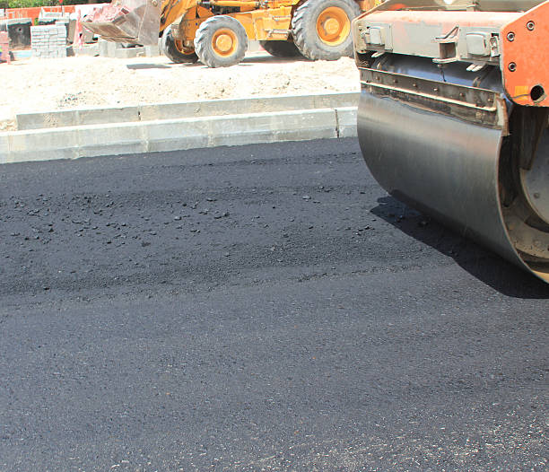 New road im Bau – Foto