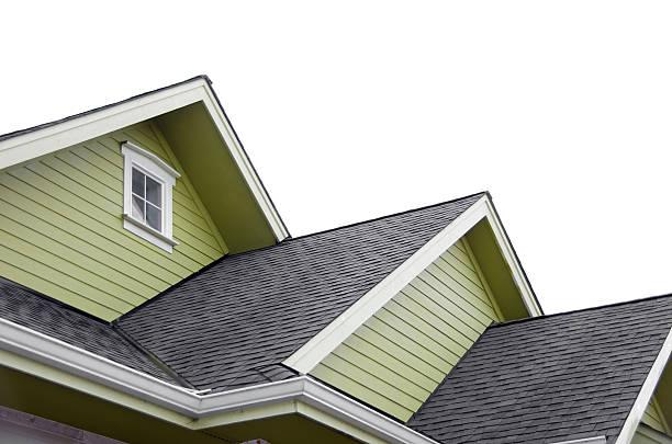 new roof - dak stockfoto's en -beelden