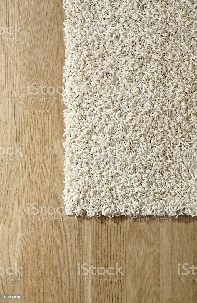 New rug royalty-free stock photo