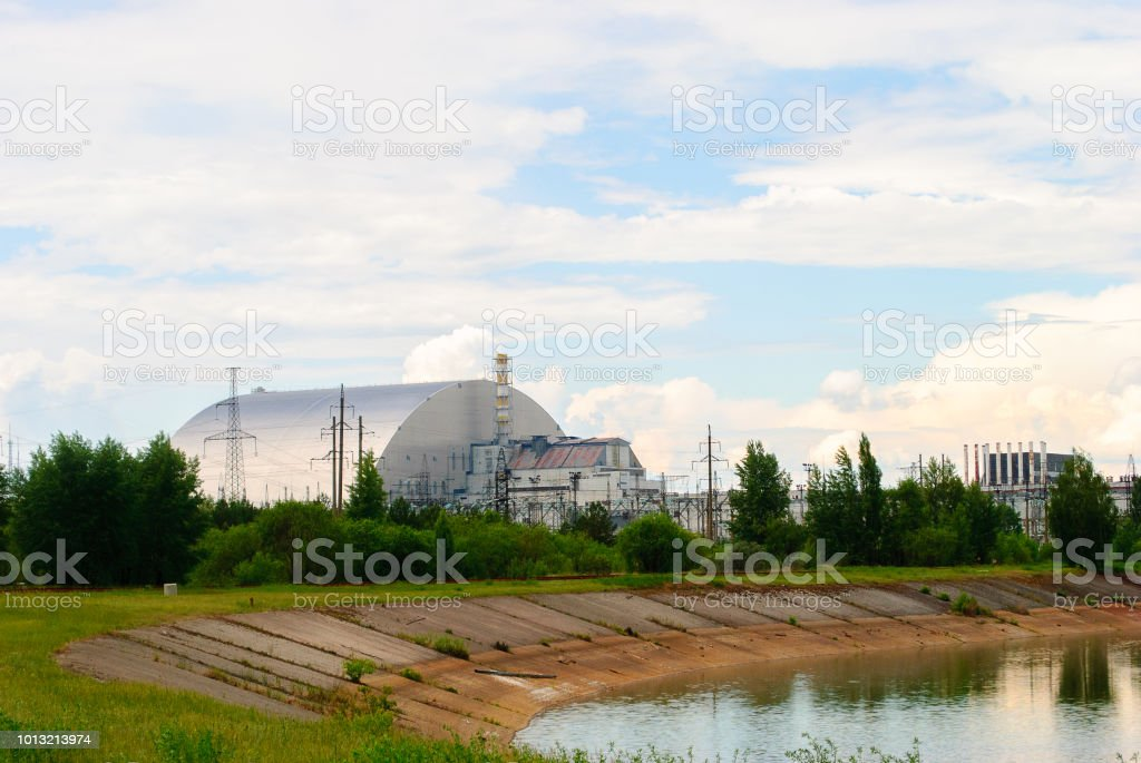 New Safe Confinement , a structure built to contain the remains of...