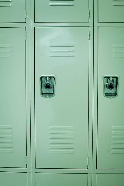 New Schule Schließfächer – Foto