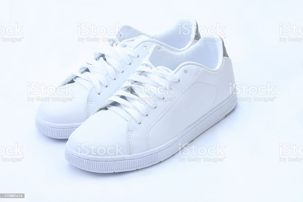 new shoes stock photo