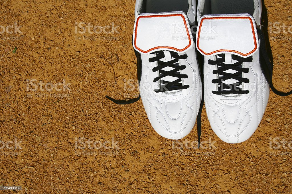 New Sneakers royalty-free stock photo